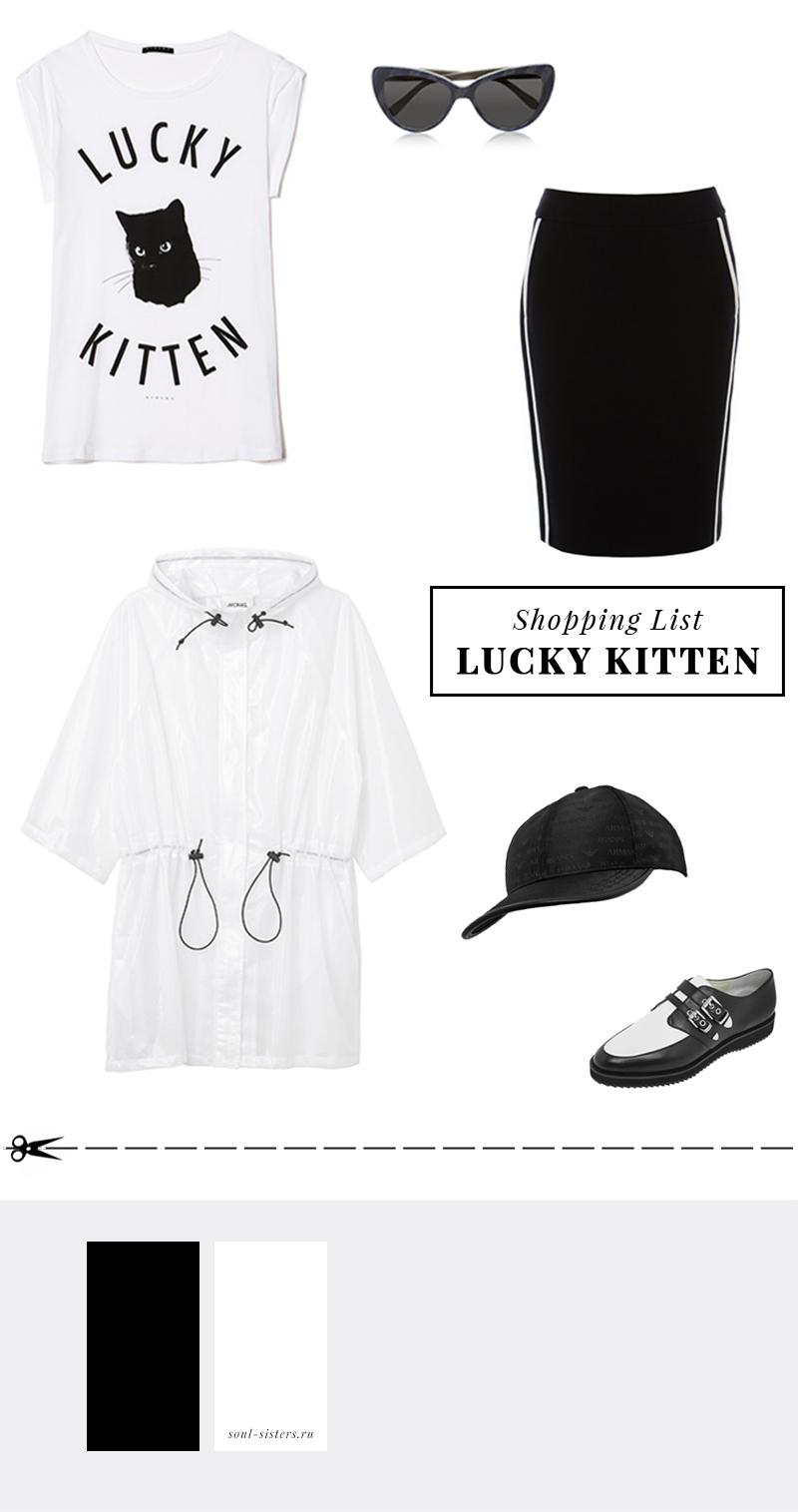 Soul Sisters_Lucky kitten