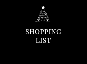 Soul sisters_shopping list_New Year