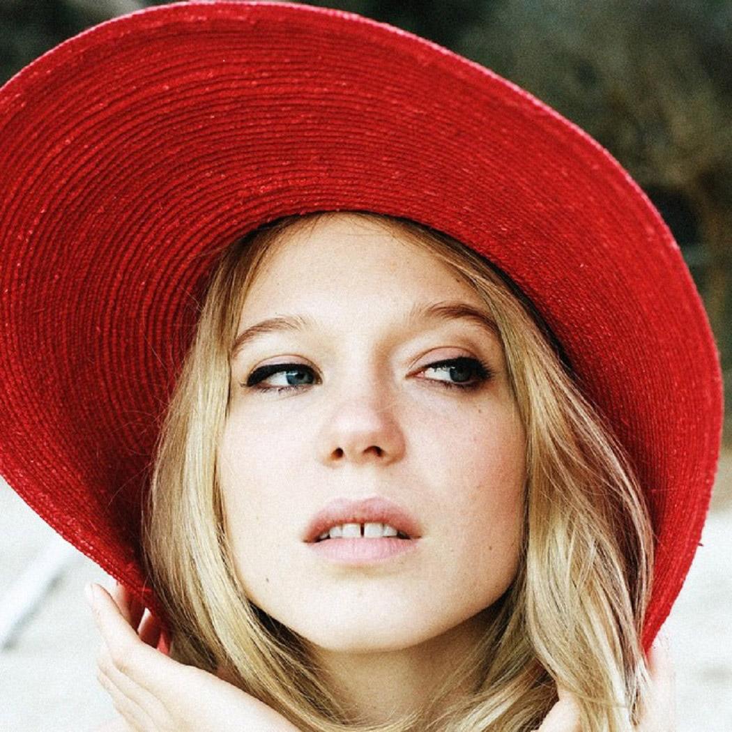 соломенная шляпа, Patricia Underwood