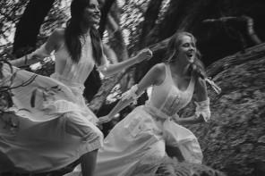 Soul sisters_Модная история_Терезой Палмер и Фиби Тонкин