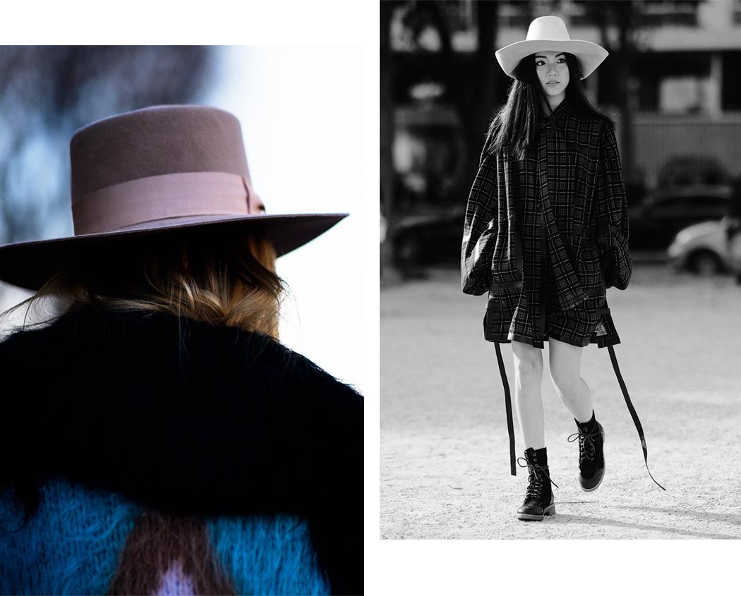 шляпы _