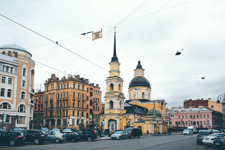 St-Petersburg by Katya Rezvaya-2